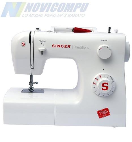máquina de coser singer 2250 1 año de garantía