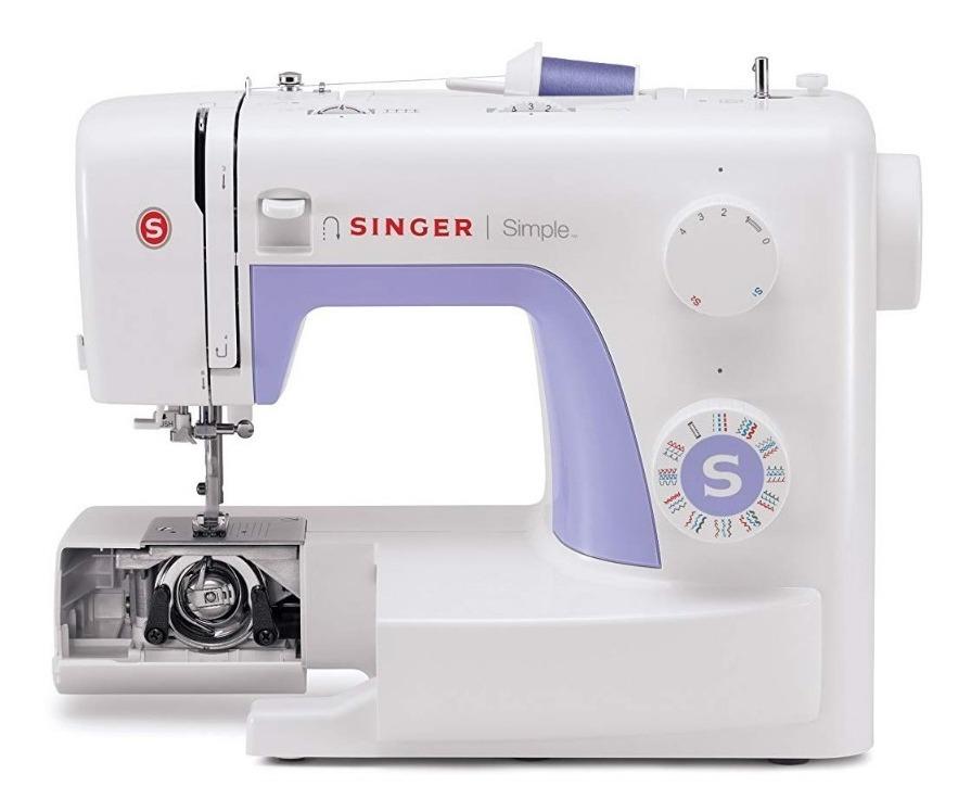 Maquina De Coser Singer 3232 Simple Mecanica Portatil