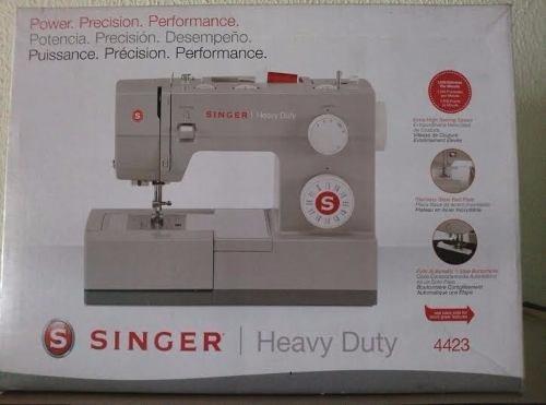 maquina de coser singer 4423