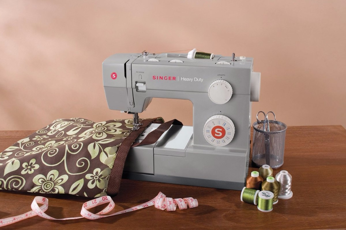 Maquina De Coser Singer 4423 Heavy Duty Extra-high Sewing