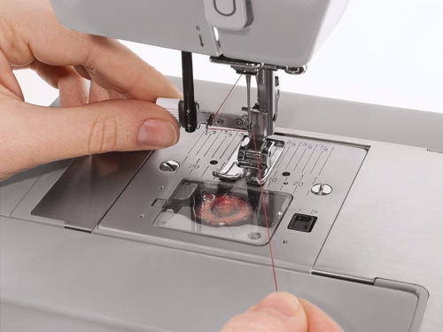 maquina de coser singer 4423 semi industrial curso gratis