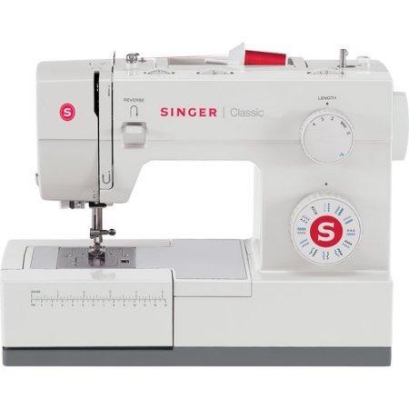 máquina de coser singer 44s classic 23 puntadas