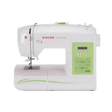 maquina de coser singer 5400