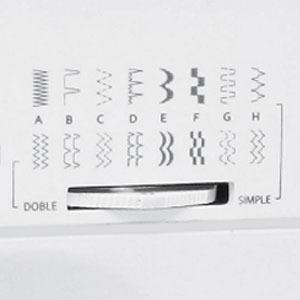 máquina de coser singer 69 florencia brazo libre automática