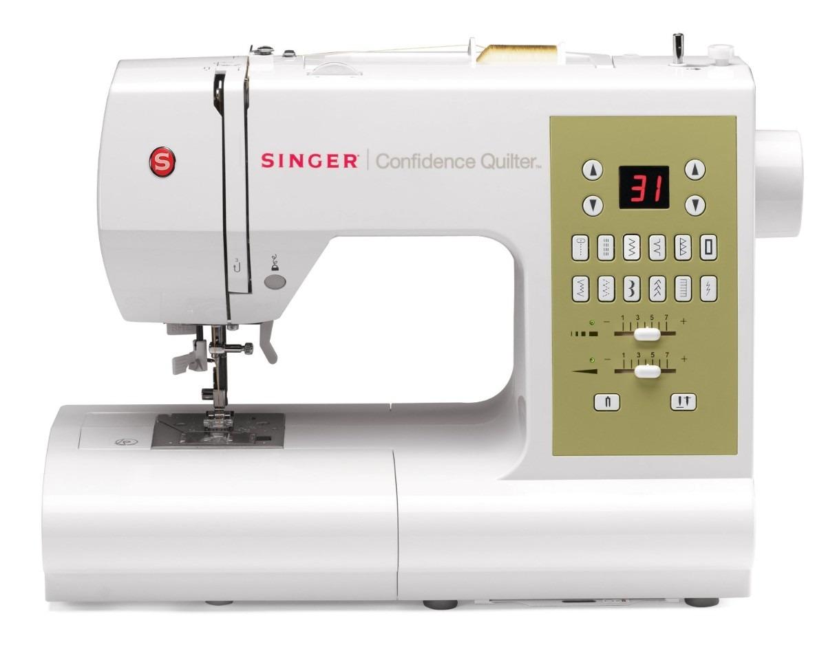 Maquina De Coser Singer 7469q Computarizada Pm0 - $ 6,599