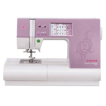 maquina de coser singer 9985 computarizada