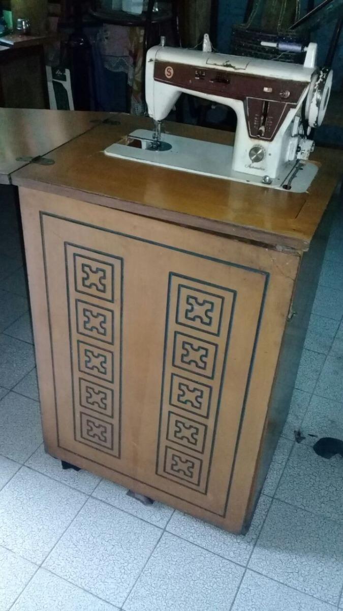 Muebles Maquinas De Coser Diy Mueble Para La Mquina De Coser With  # Muebles Maquina De Coser
