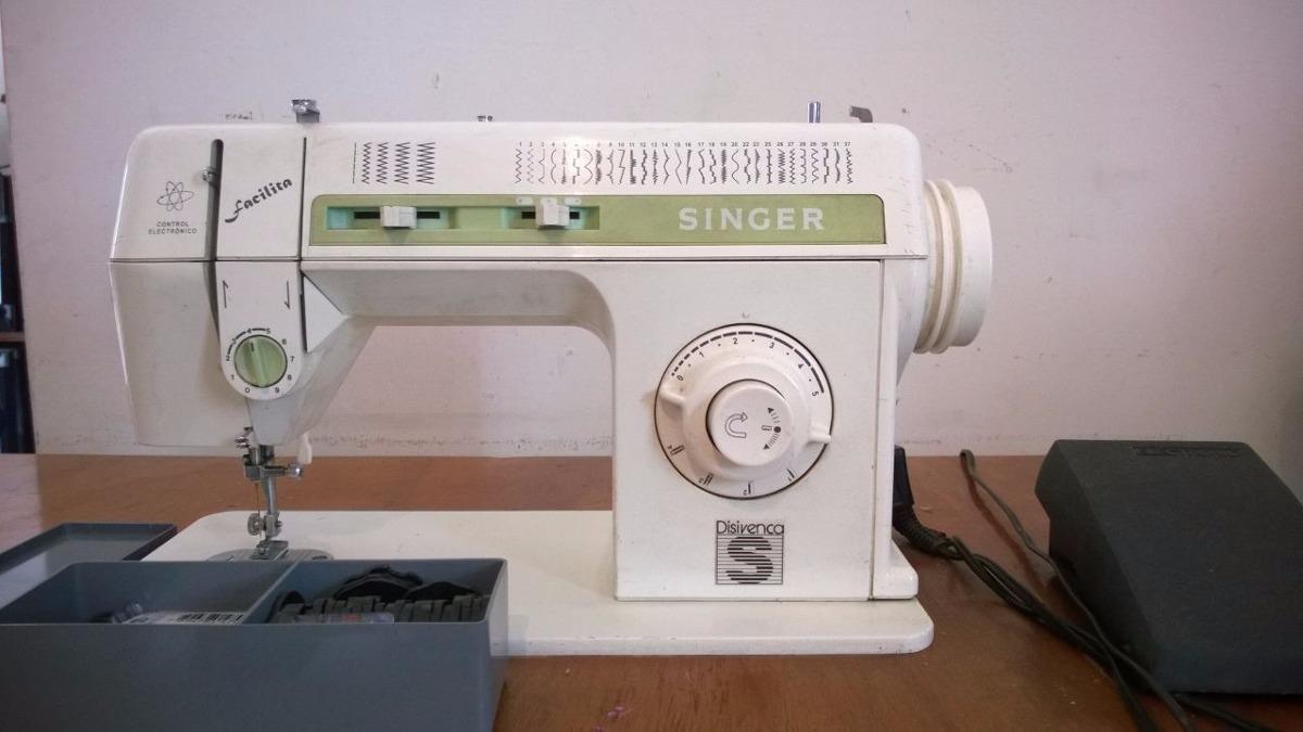 Maquina De Coser Singer Facilita Perfecto Estado, Sin Mesa