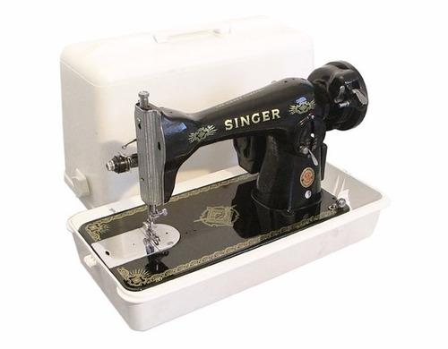 maquina de coser singer la negrita 15ch recta lhconfort