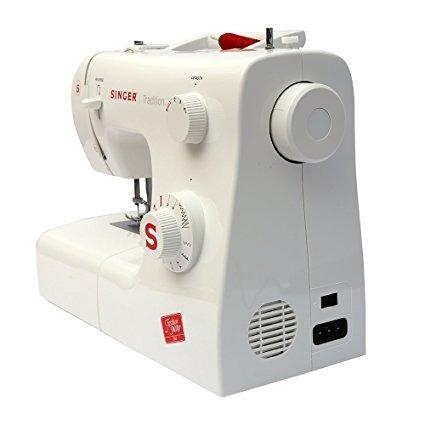 maquina de coser singer modelo tradition 2250 10 puntadas