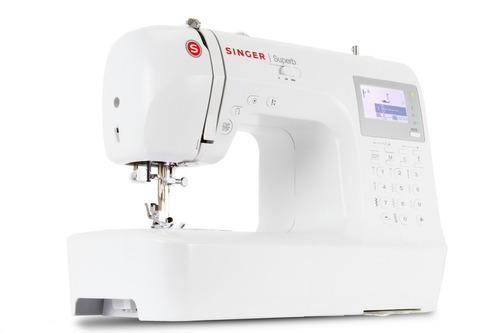 maquina de coser singer profesional mod. 2010 + curso gratis