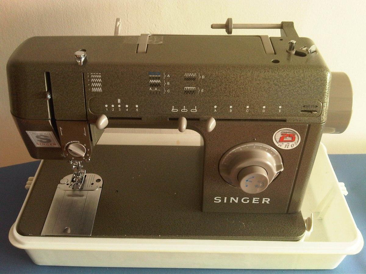 Maquina De Coser Singer Semi-industrial Hd205/hd210 - Bs