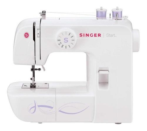 máquina de coser singer start 1306 blanca 1746