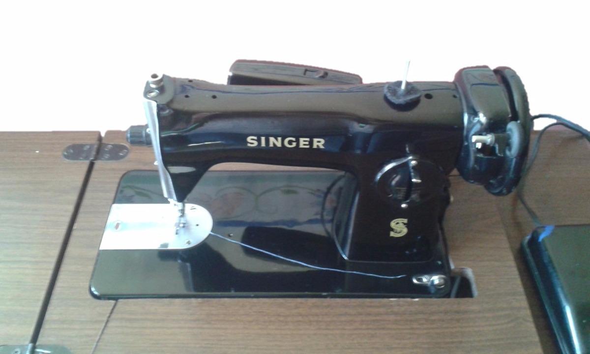 Maquina De Coser Singer Vintage - $ 1,700.00 en Mercado Libre