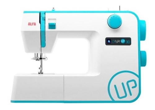 máquina de coser style up 30 alfa