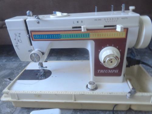 maquina de coser triumph