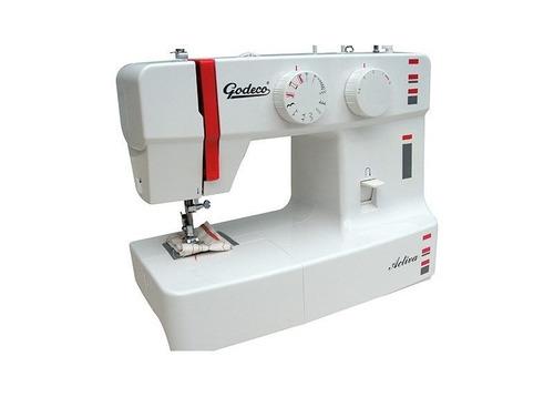 maquina de coser y bordar godeco activa 9 diseños zigzag oja