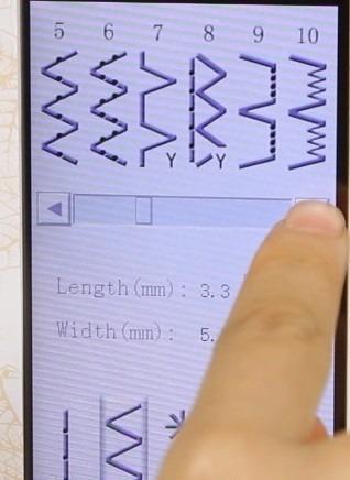 máquina de coser y bordar portátil marca hercules