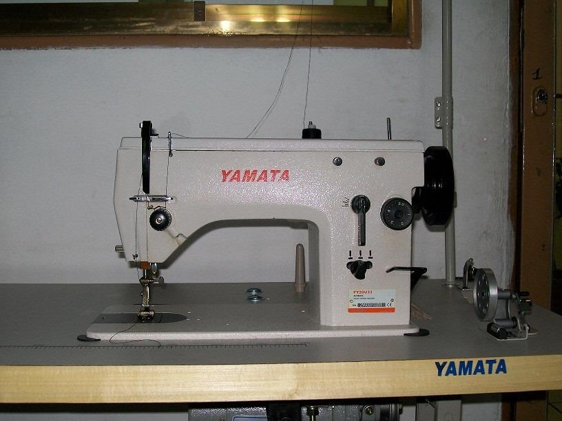 Maquina De Coser Yamata Hace Recta, Zig- Zag Y Ojales - Bs
