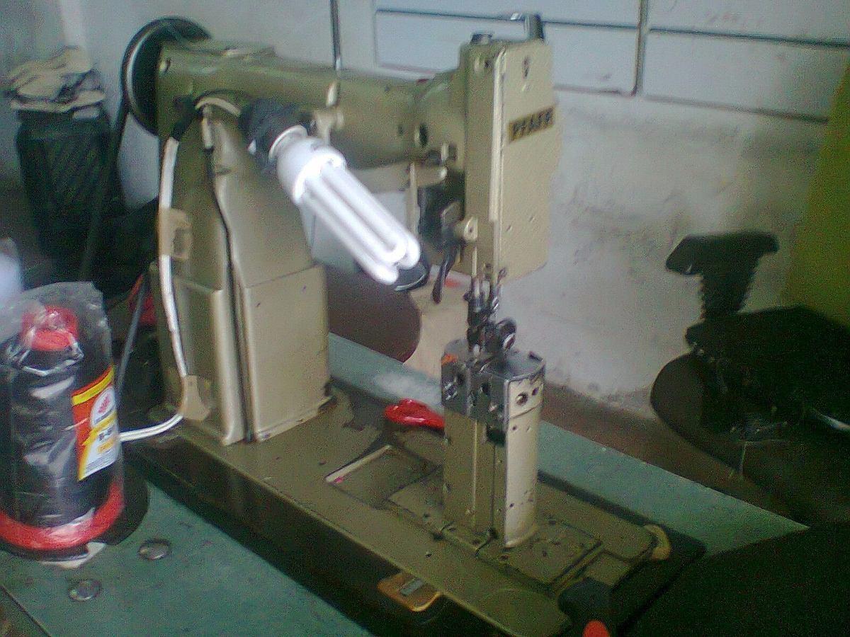 Maquina De Coser Zapatos Industrial Pfaff - Bs. 9,00 en