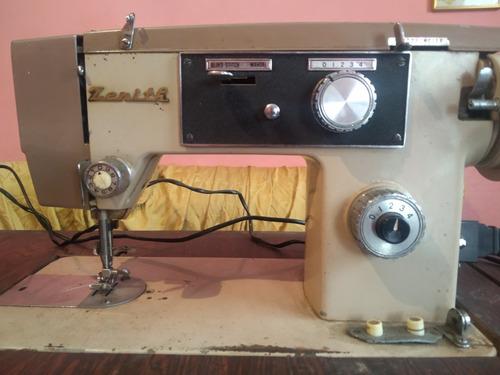 máquina de coser zenith