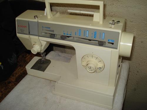 maquina de coser zig zag singer merrit 4528