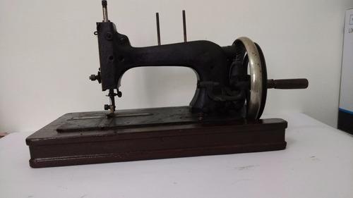 maquina de costura antiga manual dietrich vesta relíquia