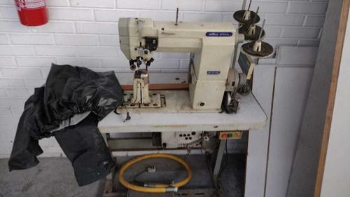 maquina de costura com motor eletronico
