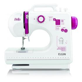 Máquina De Costura Elgin Bella Bl-1200  110v/220v