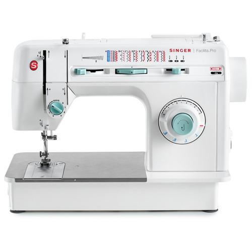 máquina de costura facilita pro 2968 base plana singer 220v