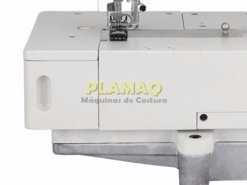 máquina de costura galoneira industrial singer 522d colarete