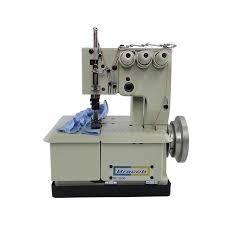 máquina de costura galoneira portátil 3 agulhas bracob 110v