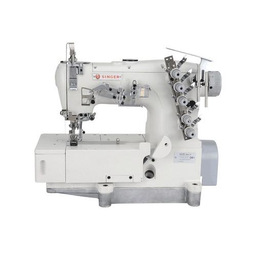 máquina de costura galoneira singer industrial 522d plana
