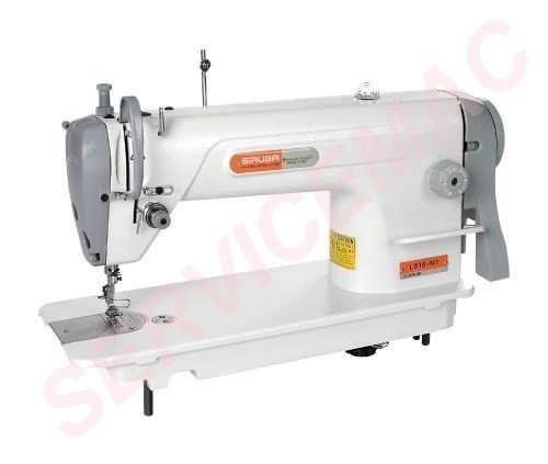 maquina de costura industrial reta siruba l918 m1