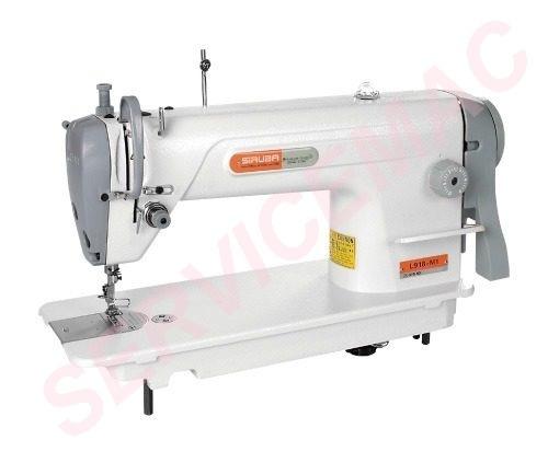 maquina de costura industrial reta siruba l918 m1 servicemac