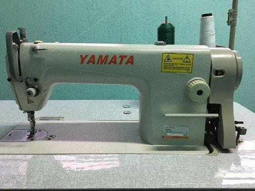 máquina de costura industrial reta yamata nova 12x sem juros