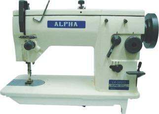 máquina de costura industrial zig-zag 2 pontos 20u + nf!