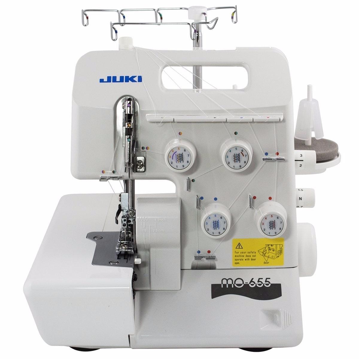 Maquina De Costura Juki Perla Línea Mo-655 2/3/4/5 - $ 15,031.00 en ...