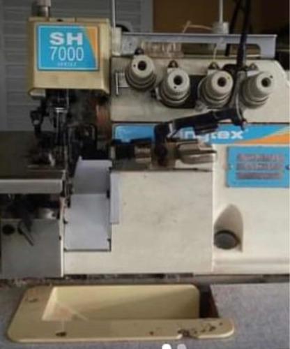 máquina de costura kingtex série 7000