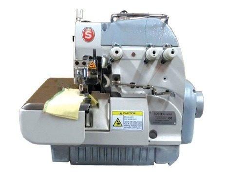 máquina de costura overlock singer direct drive