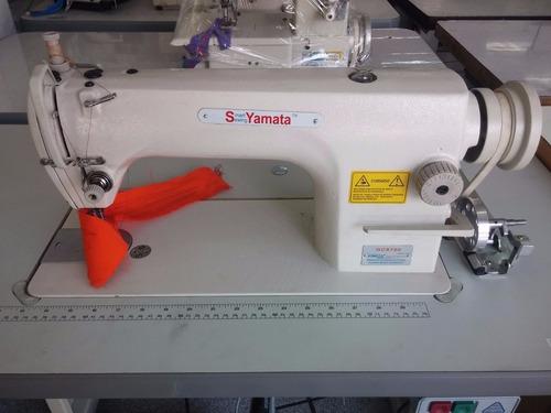 máquina  de costura reta industrial yamata nova+brinde