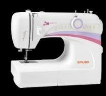 máquina de costura reta siruba doméstica mod hsm-2722
