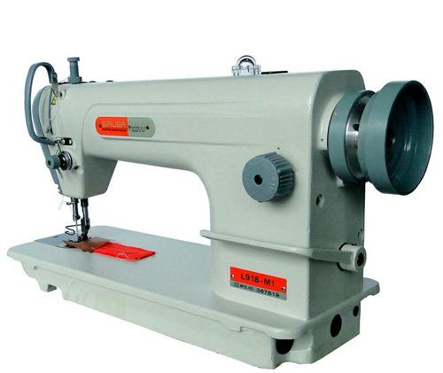 máquina de costura reta siruba l918 nova
