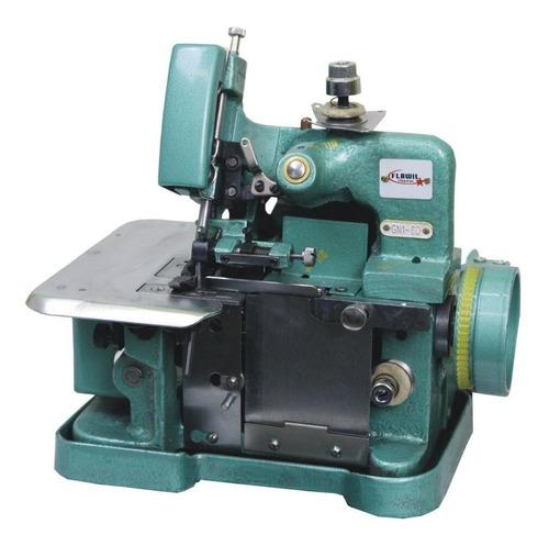 máquina de costura semi industrial flawil gn1-6d verde 110v