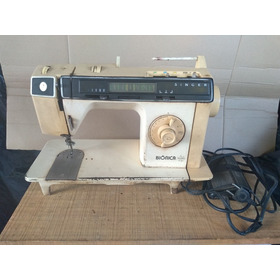 Máquina De Costura Singer Biônica Eletrônica  280 C Defeito