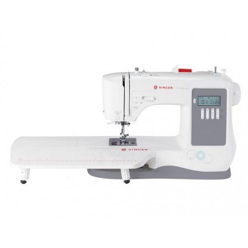 máquina de costura singer confidence 7640  - showmaq