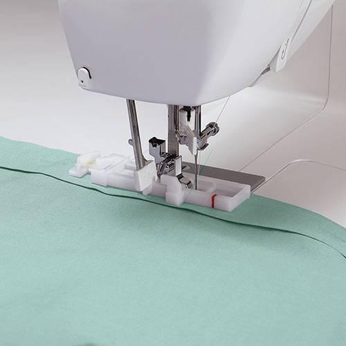 máquina de costura singer starlet 6660 - 110v frete grátis