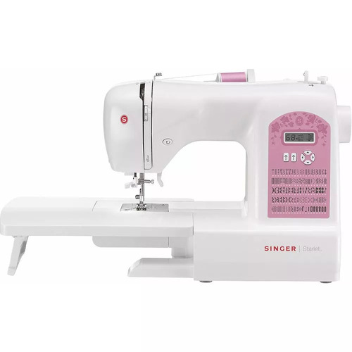 maquina de costura singer starlet 6699 110v