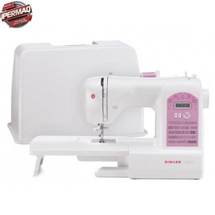 máquina de costura singer starlet 6699 - 91 pontos