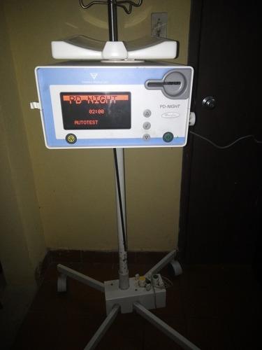 maquina de diálisis peritoneal  fresenius pd night